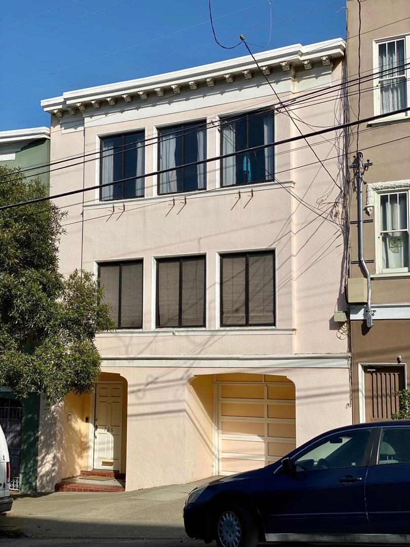 786 17th Avenue San Francisco, CA 94121