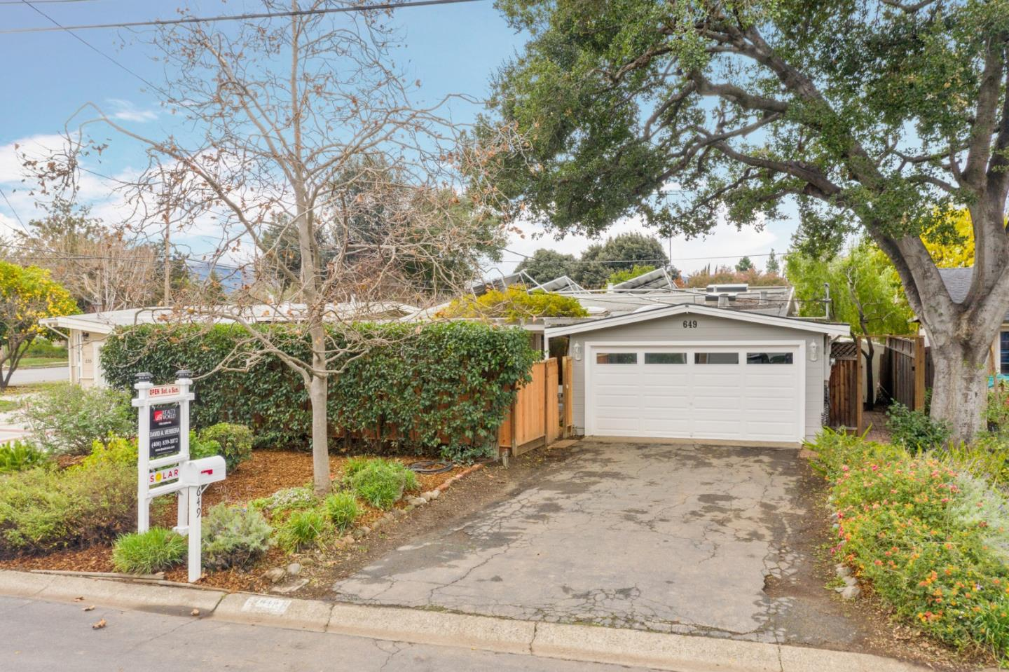 649 WESTON DR, CAMPBELL, CA 95008