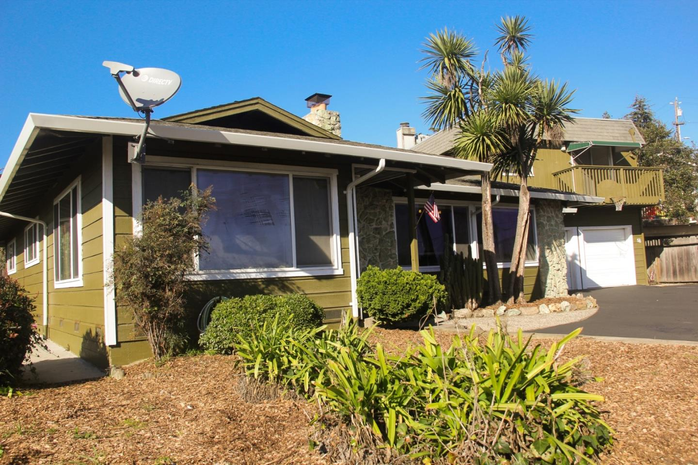 Located in one of Watsonville's finest neighborhoods.  This home is truly one-of-a-kind. The main house is approximately 1,500 square feet with 3 bedrooms and 2 and a half bathrooms. The guest unit was built in the early 1980's.  With a separate entrance, it boasts approximately an additional 1,500 square feet with 3 bedrooms, 1 bathroom and a full kitchen.  There are two areas for laundry hook-ups.  The double car garage has been divided into two single car garages.  This is a very special home because the new owner can rent the guest unit or make this remarkable property a family compound.  You must see it to truly believe it.  The potential is endless.  The home is conveniently located near a variety of shops and grocery stores.  For those who like a long walk in nature, this home is near the walking trails in Struve Slough.