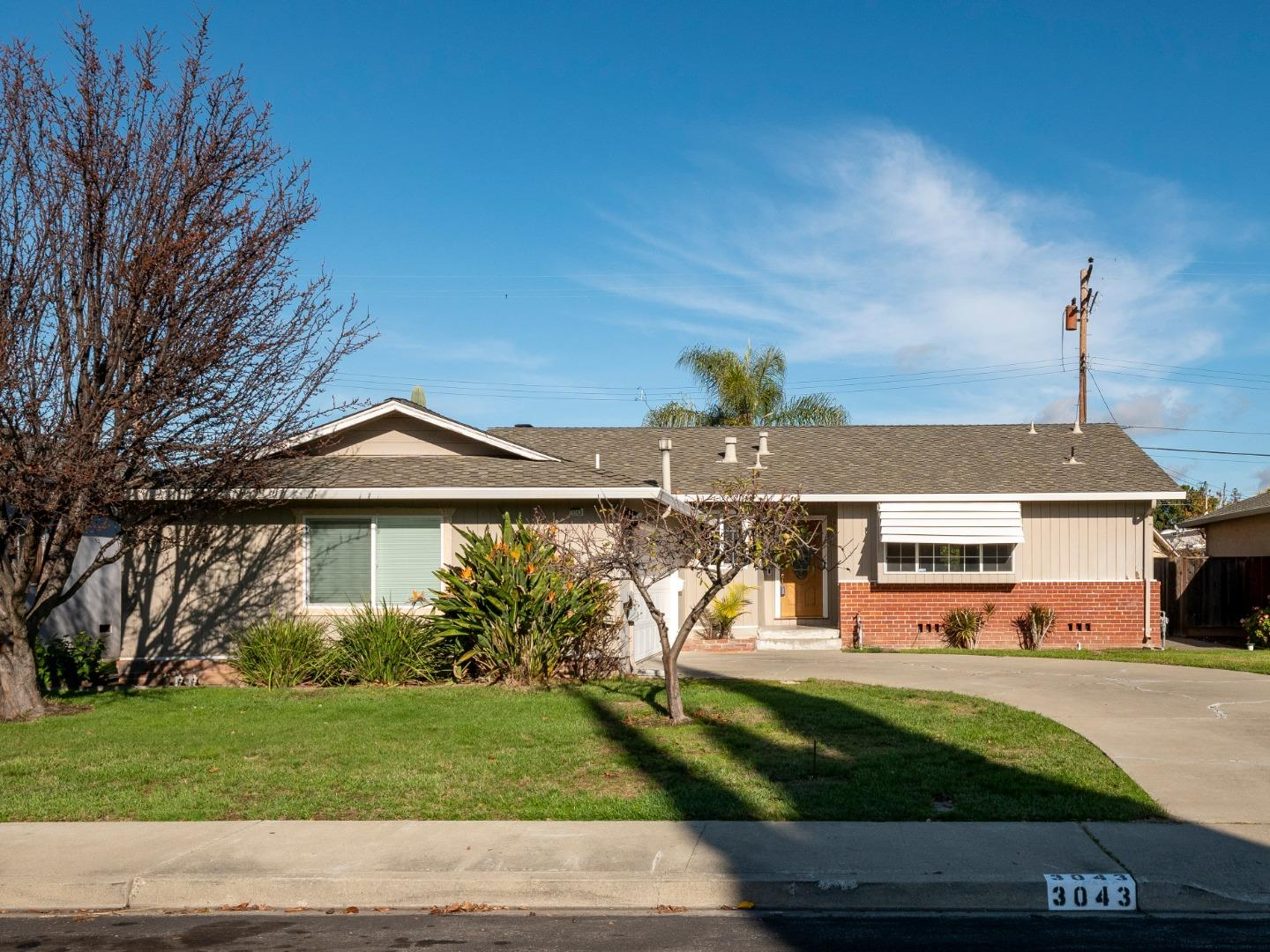 Detail Gallery Image 1 of 1 For 3043 Alexander Ave, Santa Clara,  CA 95051 - 3 Beds | 2 Baths