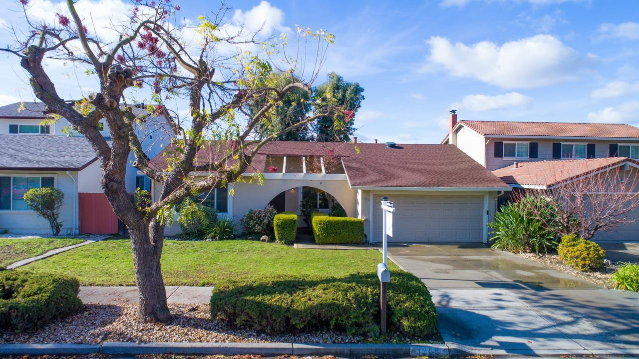 Detail Gallery Image 1 of 1 For 1365 Vance Dr, San Jose,  CA 95132 - 4 Beds | 2 Baths