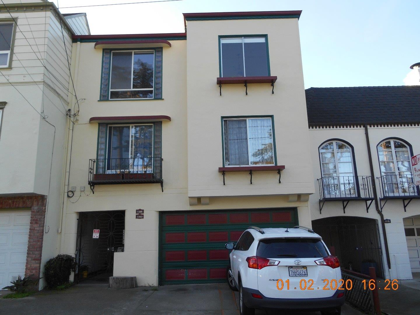 1383 37th Avenue San Francisco, CA 94122