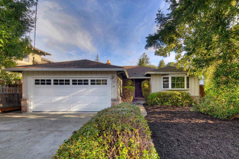 168 Oakdale Street Redwood City, CA 94062