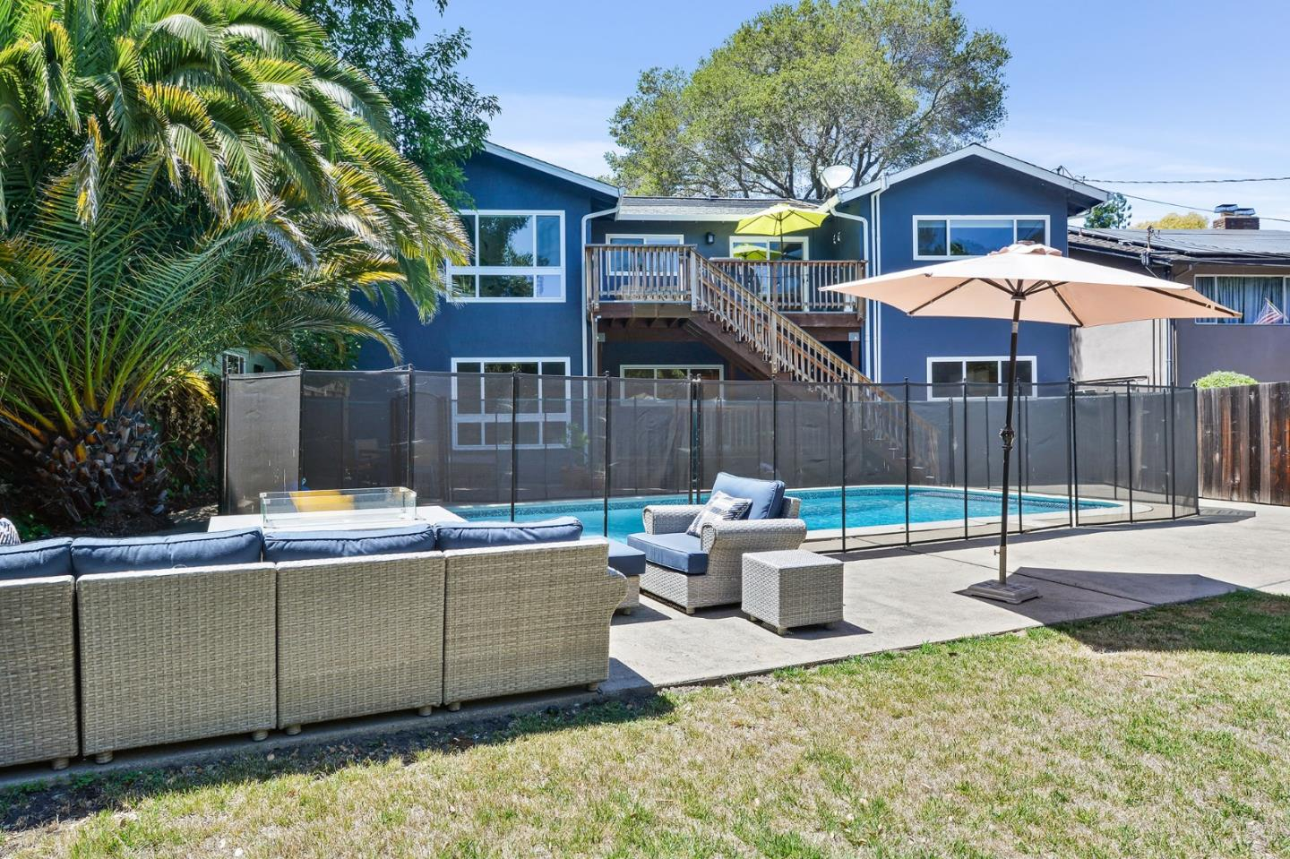 One of Redwood City 5 Bedroom Homes for Sale at 3615 Farm Hill BLVD