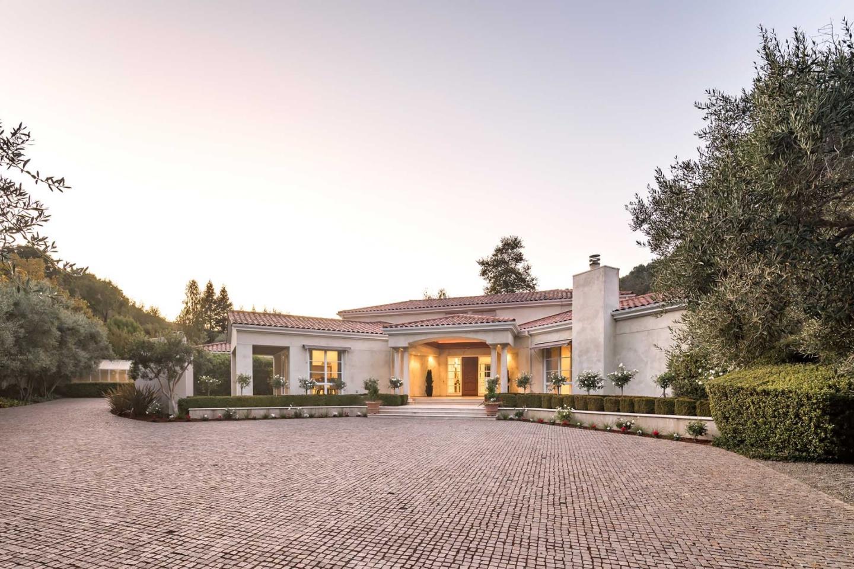 11801 Francemont Drive Los Altos Hills, CA 94022