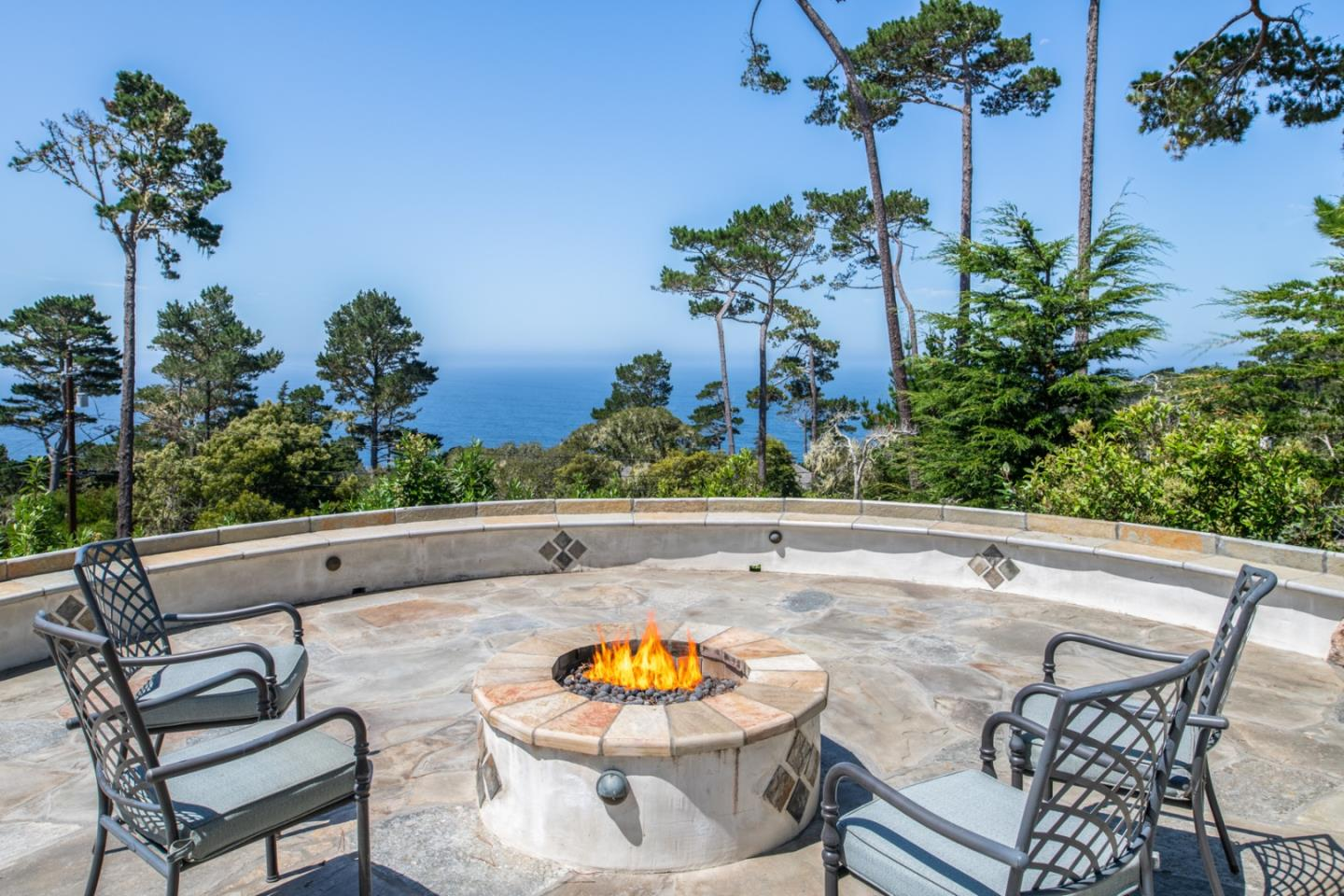 Detail Gallery Image 1 of 1 For 1277 Padre Ln, Pebble Beach,  CA 93953 - 5 Beds | 4/2 Baths