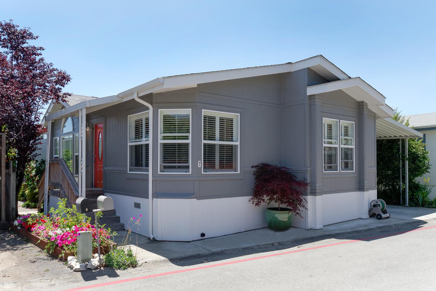 Detail Gallery Image 1 of 1 For 2630 Orchard St #7,  Soquel,  CA 95073 - 3 Beds | 2 Baths