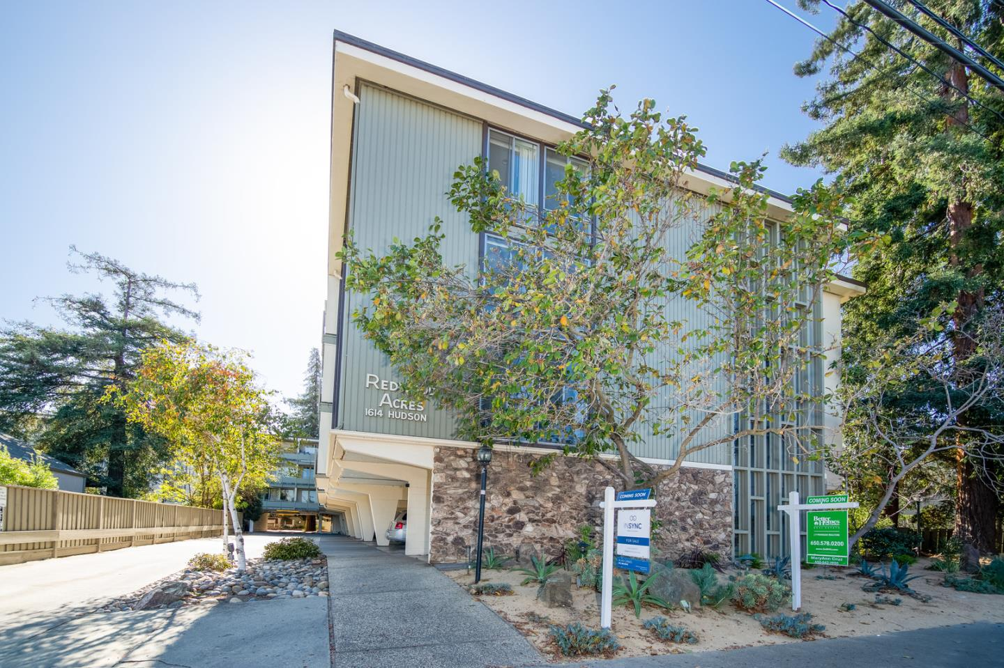 1614 Hudson ST 217, one of homes for sale in Redwood City