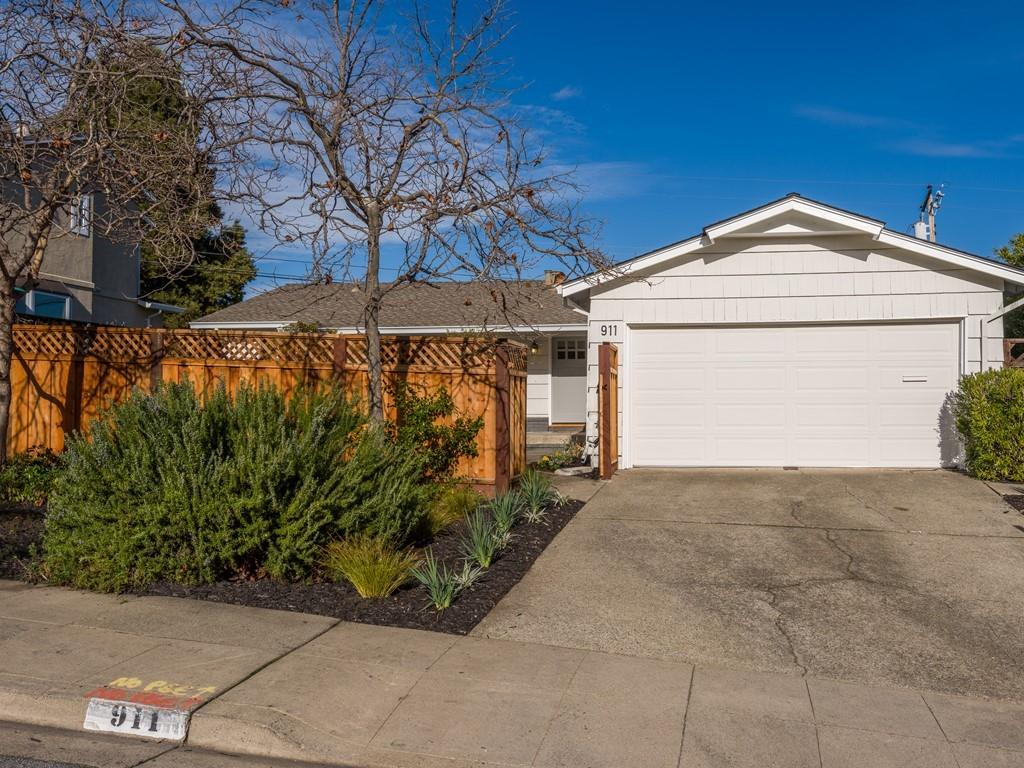 911 Emerald Hill RD, Redwood City, California