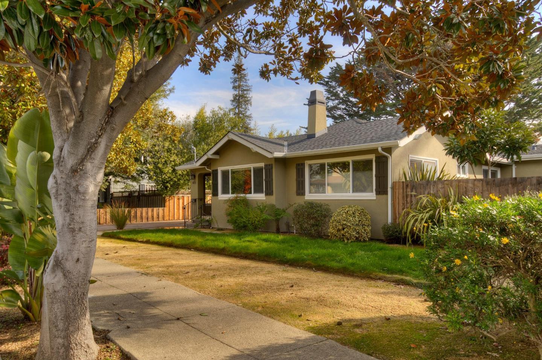 425 Edgewood RD, Redwood City, California