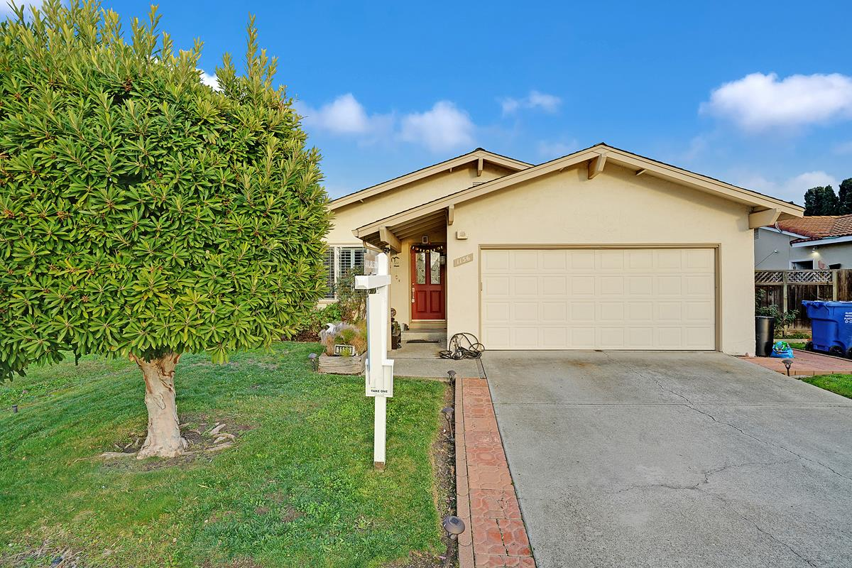 Detail Gallery Image 1 of 1 For 1156 Moonlight Way, Milpitas, CA 95035 - 3 Beds   2 Baths