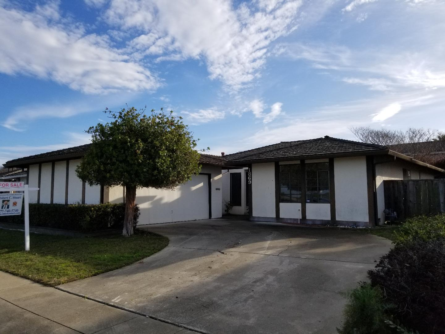 1869 Beach Park BLVD, FOSTER CITY, California 94404, 3 Bedrooms Bedrooms, ,2 BathroomsBathrooms,Residential,For Sale,1869 Beach Park BLVD,ML81780645
