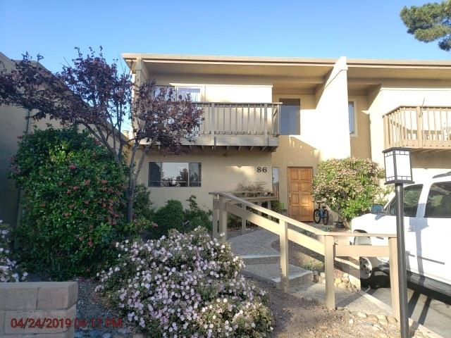 Detail Gallery Image 1 of 1 For 86 Montsalas Dr, Monterey,  CA 93940 - 2 Beds | 2/1 Baths