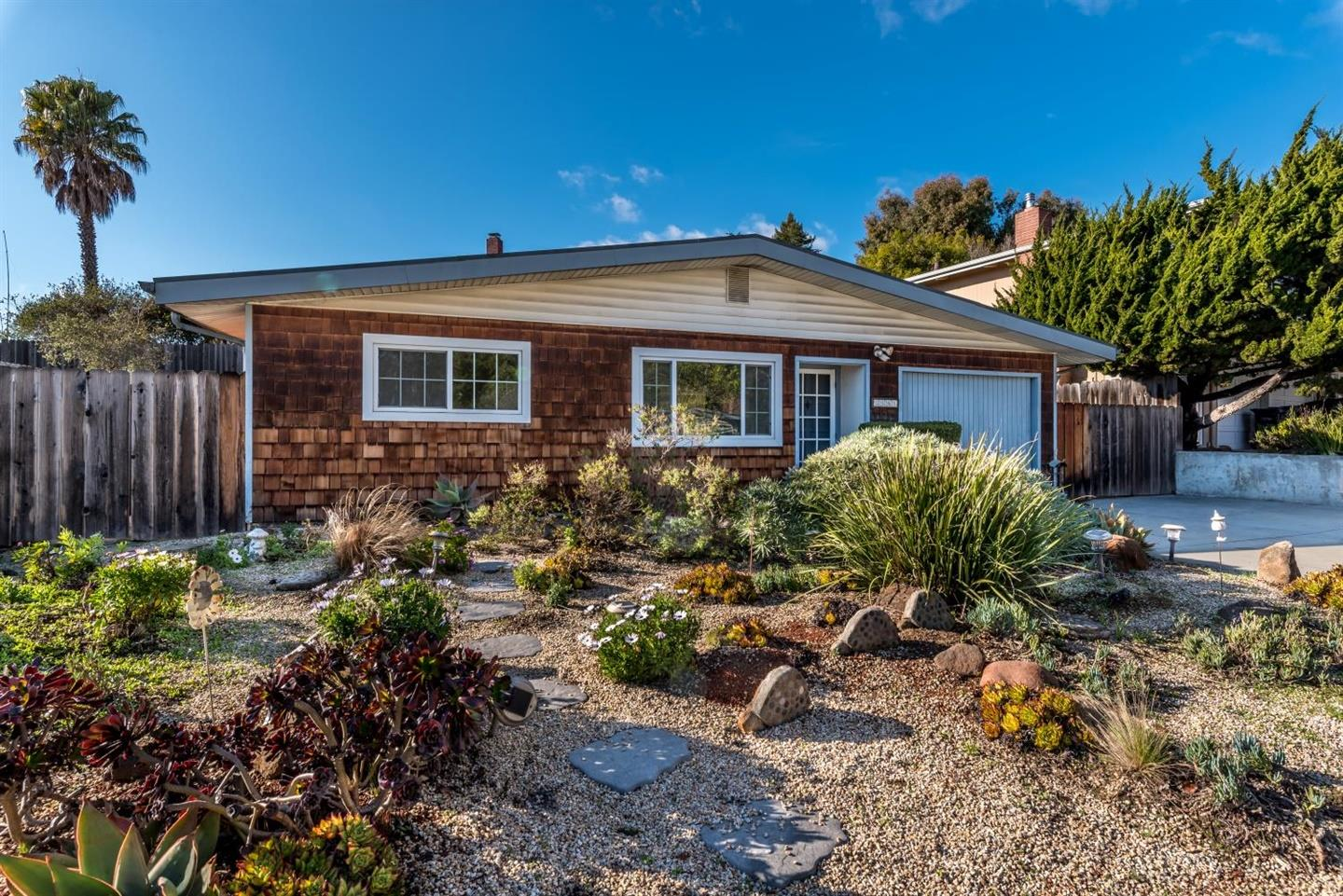 Great starter home or beach getaway: 3 bedrooms, 11/2 baths. located in close proximity to the charming villages of Capitola, Soquel and New Brighton Beach. Easy freeway access. Close to Cabrillo College. Desirable schools: Soquel Union Elementary and Santa Cruz High.