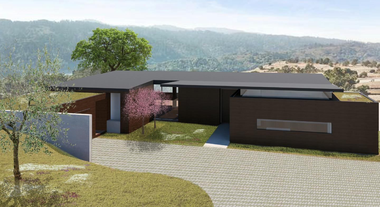 Currently Under Construction - Estimated To Be Completed End of 2021! Set on over 4 acres of land at the end of a cul-de-sac in the Lakeview area of Upper Hillsborough, this stunning modern home boasts over 6,500 square feet spread across two levels. Enjoy sweeping canyon views in a tranquil, woodsy setting. Award winning Hillsborough Schools and easy access to highway 280.