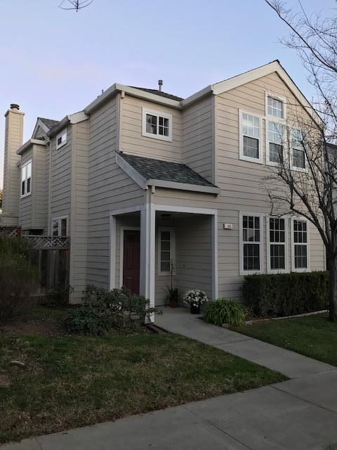Lovely 3 BR 2.5 BA two story home in move-in condition!  It is located in the Village Highlands on the Upper Westside on a peaceful cul-de-sac within minutes to UCSC, downtown Santa Cruz,and beaches.  The first floor has beautiful new flooring.  The home has been newly painted inside and out.  Great floor plan!  Detached 2 car garage.  Must see!
