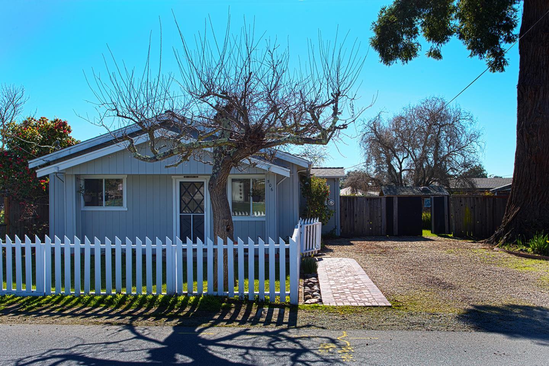 506 Rodriguez Street Santa Cruz, CA 95062