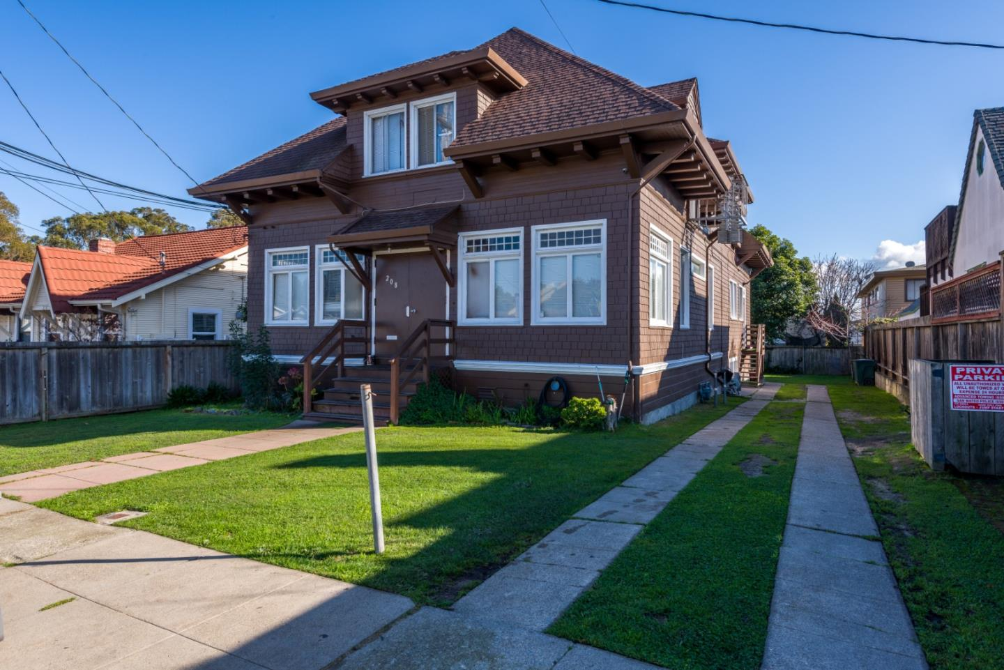 Detail Gallery Image 1 of 6 For 208 San Diego Ave, San Bruno, CA 94066 - – Beds | – Baths