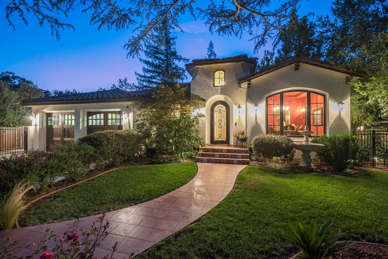 16021 Winterbrook Road Los Gatos, CA 95032