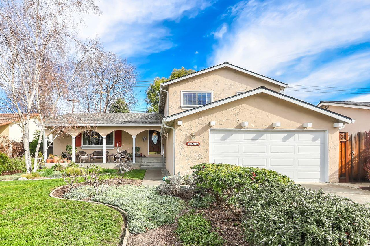 Detail Gallery Image 1 of 1 For 5812 Embee Dr, San Jose,  CA 95123 - 4 Beds | 2/1 Baths