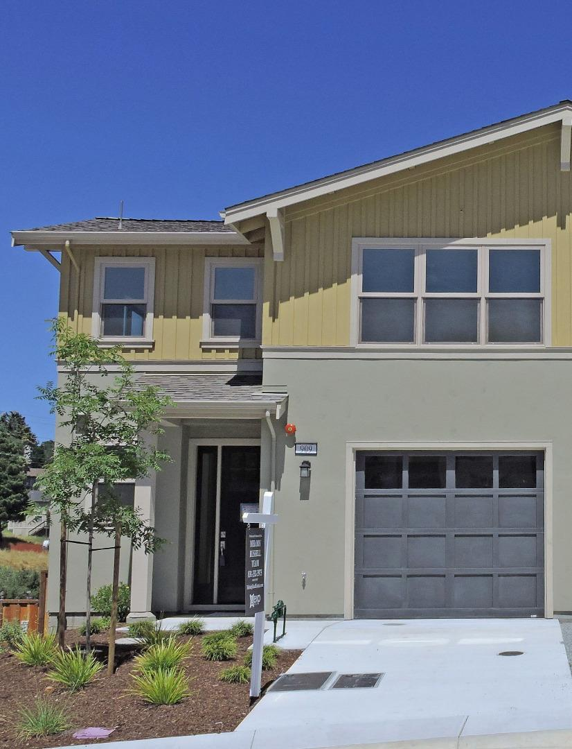 Vacant so easy to view! Come enjoy the tranquil Scotts Valley lifestyle. This community-oriented city enjoys the best commute location, an ideal climate and top-rated schools. This new Pinnacle View Townhome Community is a cul-de-sac (no thru traffic) nestled into a quiet neighborhood in the heart of vibrant Scotts Valley within walking distance to Google & Apple bus stops. This ideal location is walking distance to parks, to all conveniences of town and has easy highway access for commuters. With only one common wall, this home feels like a single-family residence and is an end unit. This meticulously crafted home features a great room design, 3 bd, 2.5 ba, laundry room, 1 car garage, designer finishes & many green features. Life is better when you are centrally located between the opportunities of Silicon Valley & the fun of Santa Cruz! 3D Virtual Tour shows a 4 bd staged unit with a different floor plan, colors of finishes vary from unit to unit.