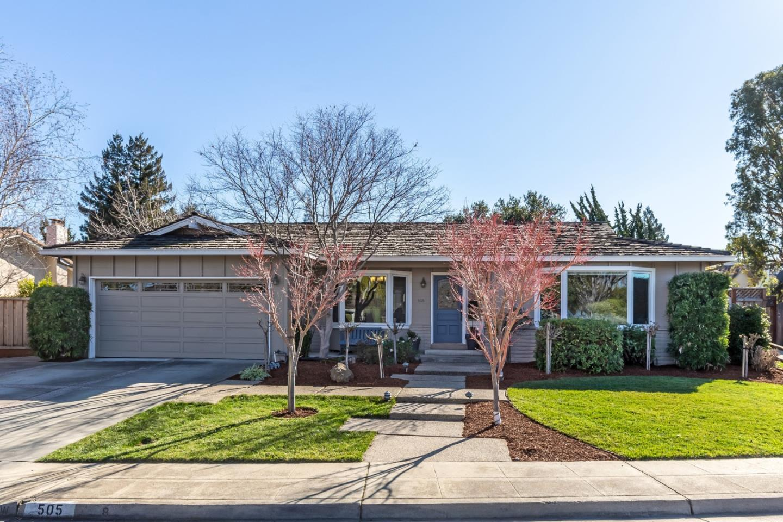 505 Preston Drive Mountain View, CA 94040