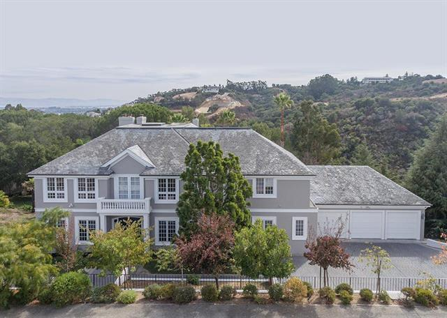 Detail Gallery Image 1 of 1 For Tournament Dr, Hillsborough, CA 94010 - 6 Beds | 6 Baths