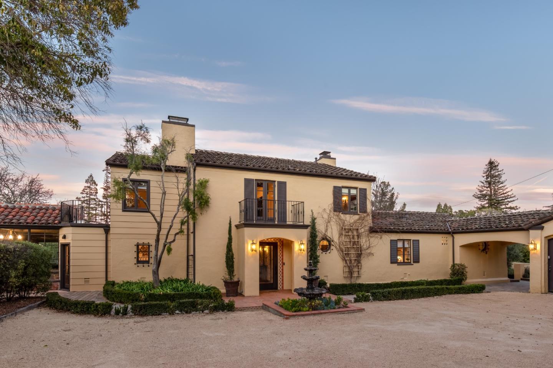 463 El Arroyo Road Hillsborough, CA 94010