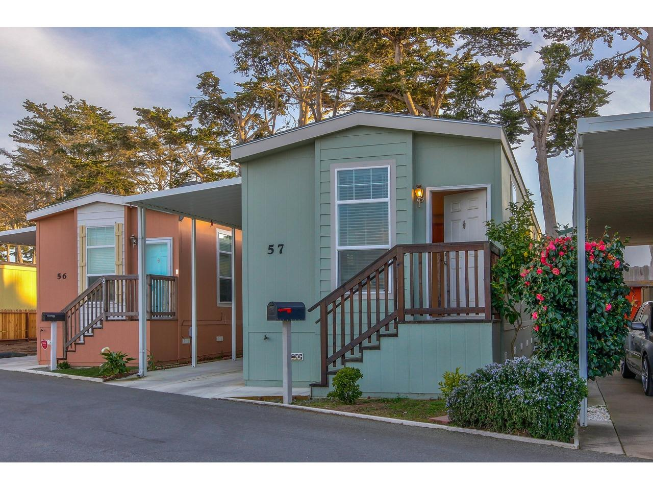 Detail Gallery Image 1 of 1 For 356 Reservation #57, Marina, CA 93933 - 2 Beds | 2 Baths