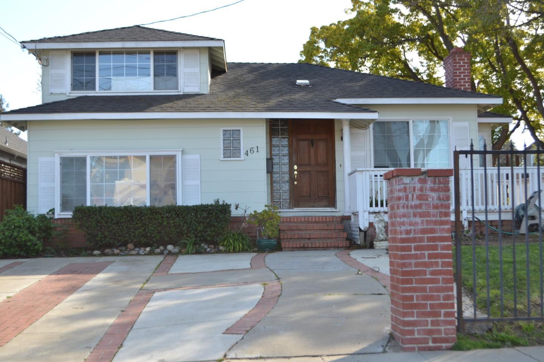 461 26th Avenue San Mateo, CA 94403