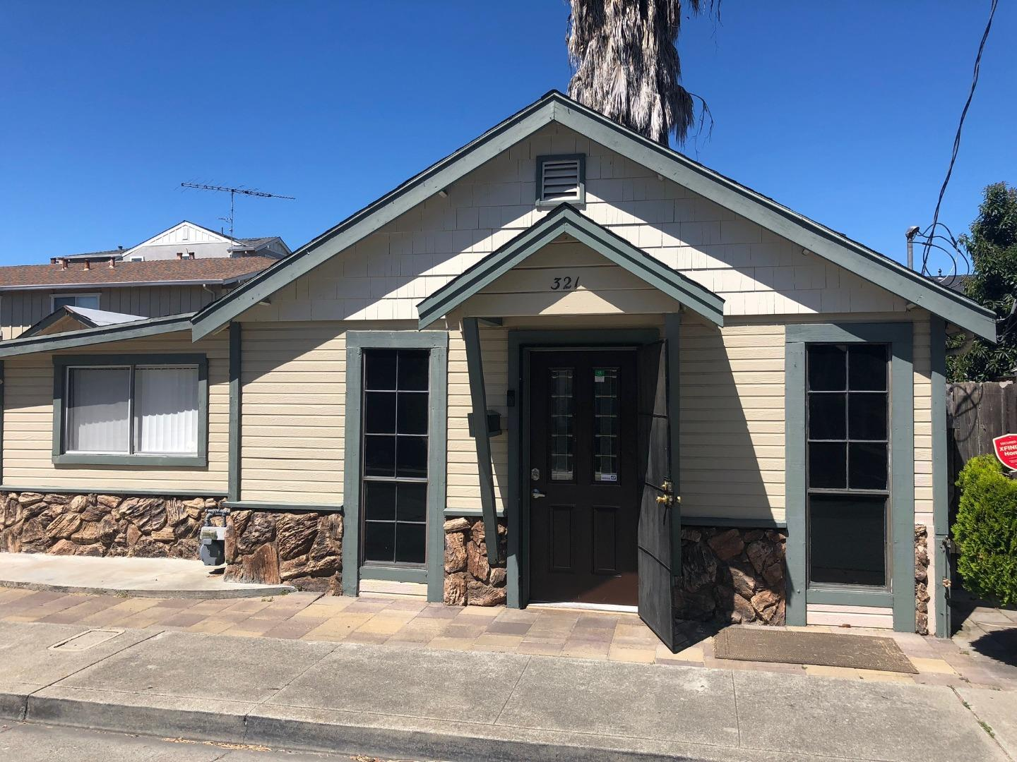 Single Family Home Located 5 blocks from Downtown Campbell Restaurants & Shopping and one block from Light Rail Station. Property Leased until July 2020. Great investment property or plan your new build while collecting rent.