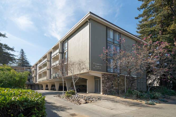 Detail Gallery Image 1 of 15 For 1614 Hudson St #209,  Redwood City,  CA 94061 - 0 Beds | 1 Baths
