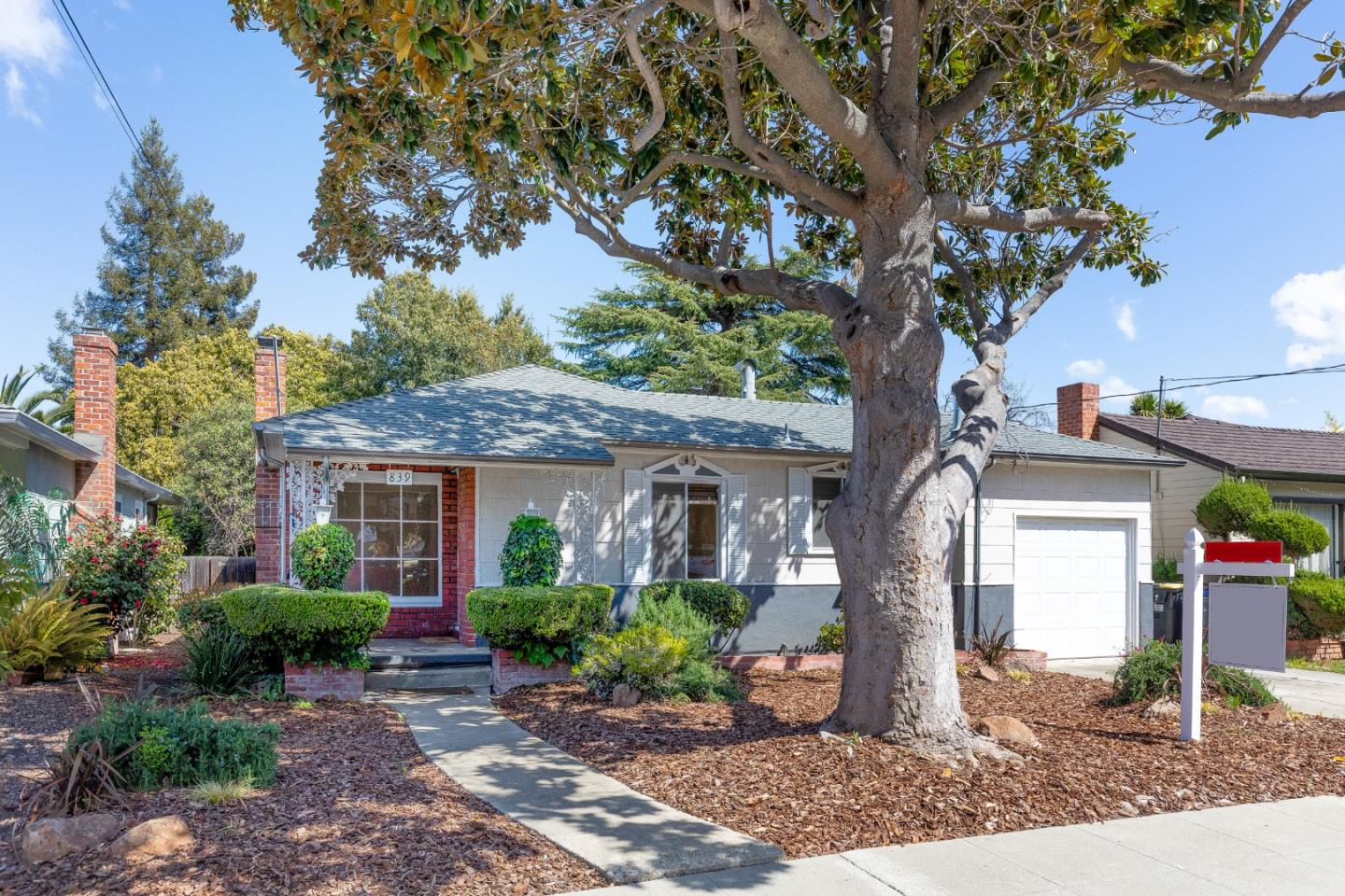 Detail Gallery Image 1 of 1 For 839 W Washington Ave, Sunnyvale,  CA 94086 - 3 Beds | 1 Baths