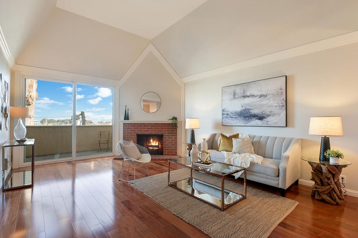 Detail Gallery Image 1 of 1 For 1500 Broadway #P3,  Burlingame,  CA 94010 - 2 Beds | 2 Baths