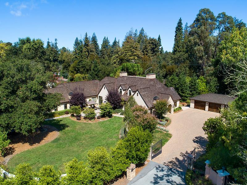 1 ODELL PL, ATHERTON, CA 94027