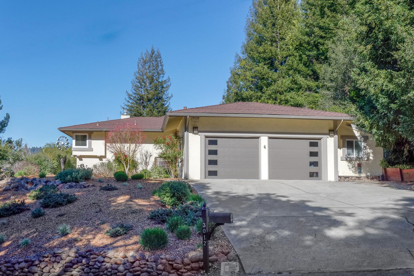 Detail Gallery Image 1 of 1 For 3012 Granite Creek Rd, Scotts Valley, CA 95066 - 3 Beds | 2/1 Baths