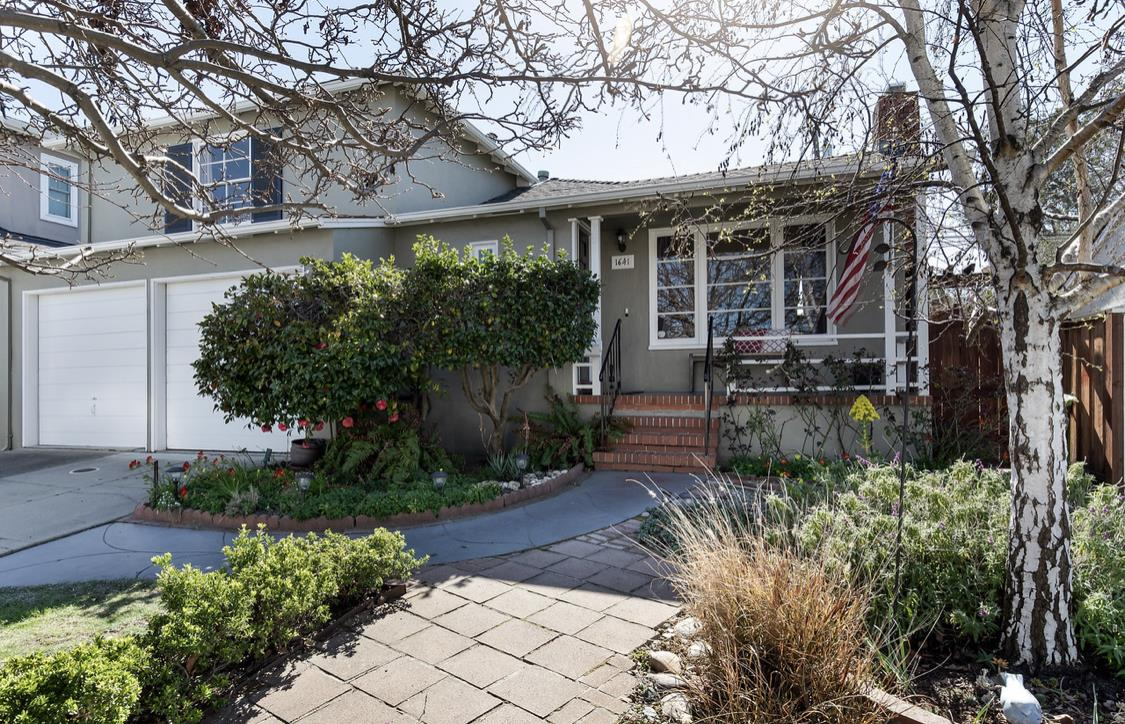 Detail Gallery Image 1 of 1 For 1641 Westmoor Rd, Burlingame, CA 94010 - 3 Beds   2 Baths
