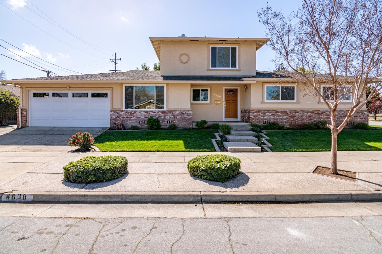 4638 Borina Drive San Jose, CA 95129