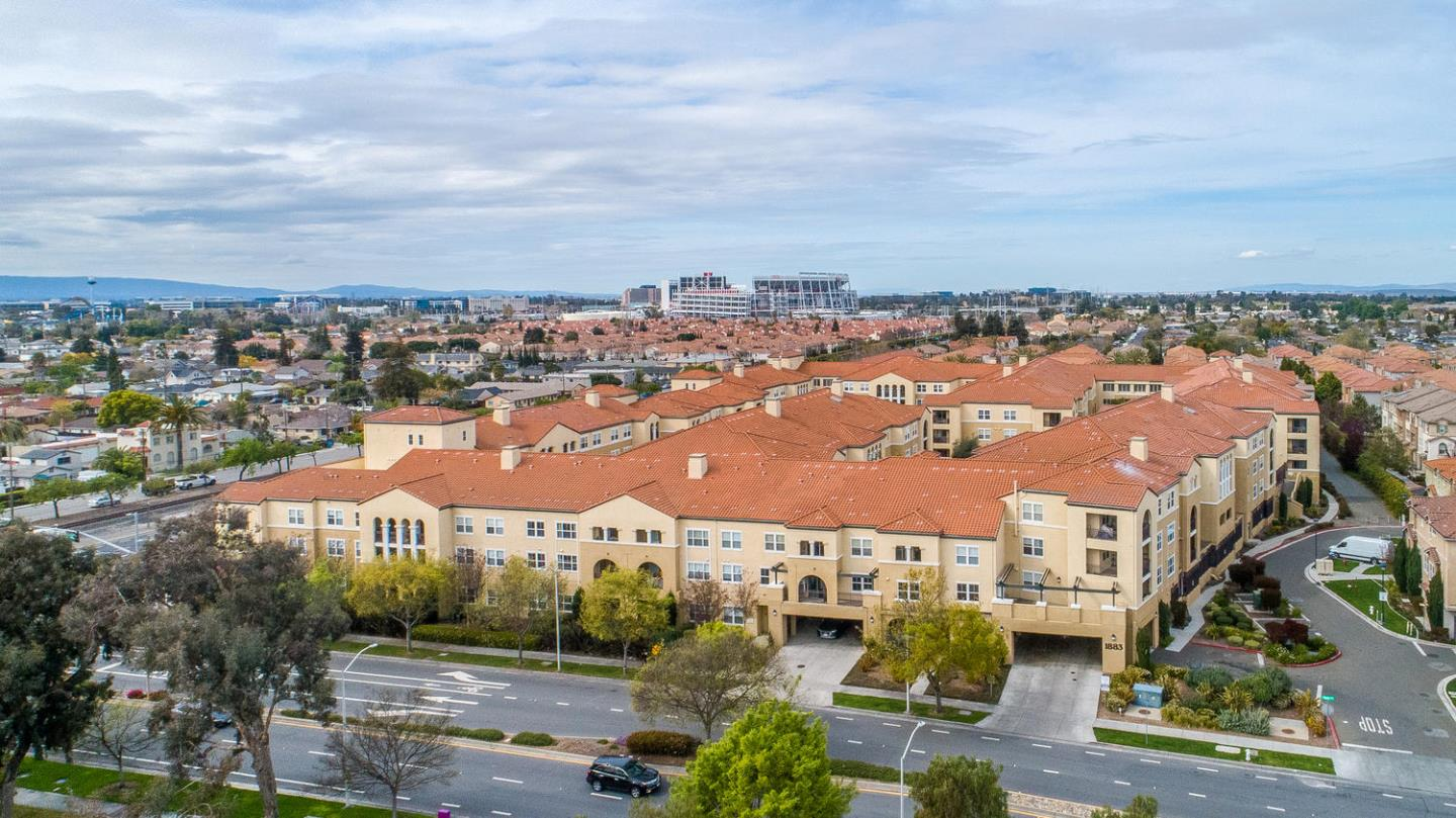 Detail Gallery Image 1 of 1 For 1883 Agnew Rd #458,  Santa Clara,  CA 95054 - 1 Beds | 1 Baths