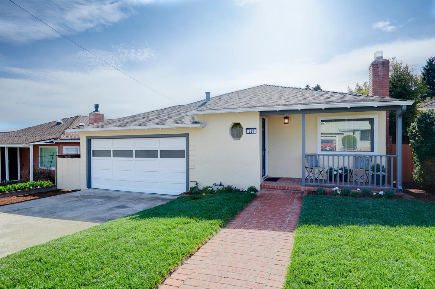 Detail Gallery Image 1 of 1 For 521 Helen Dr, Millbrae, CA 94030 - 3 Beds | 2 Baths