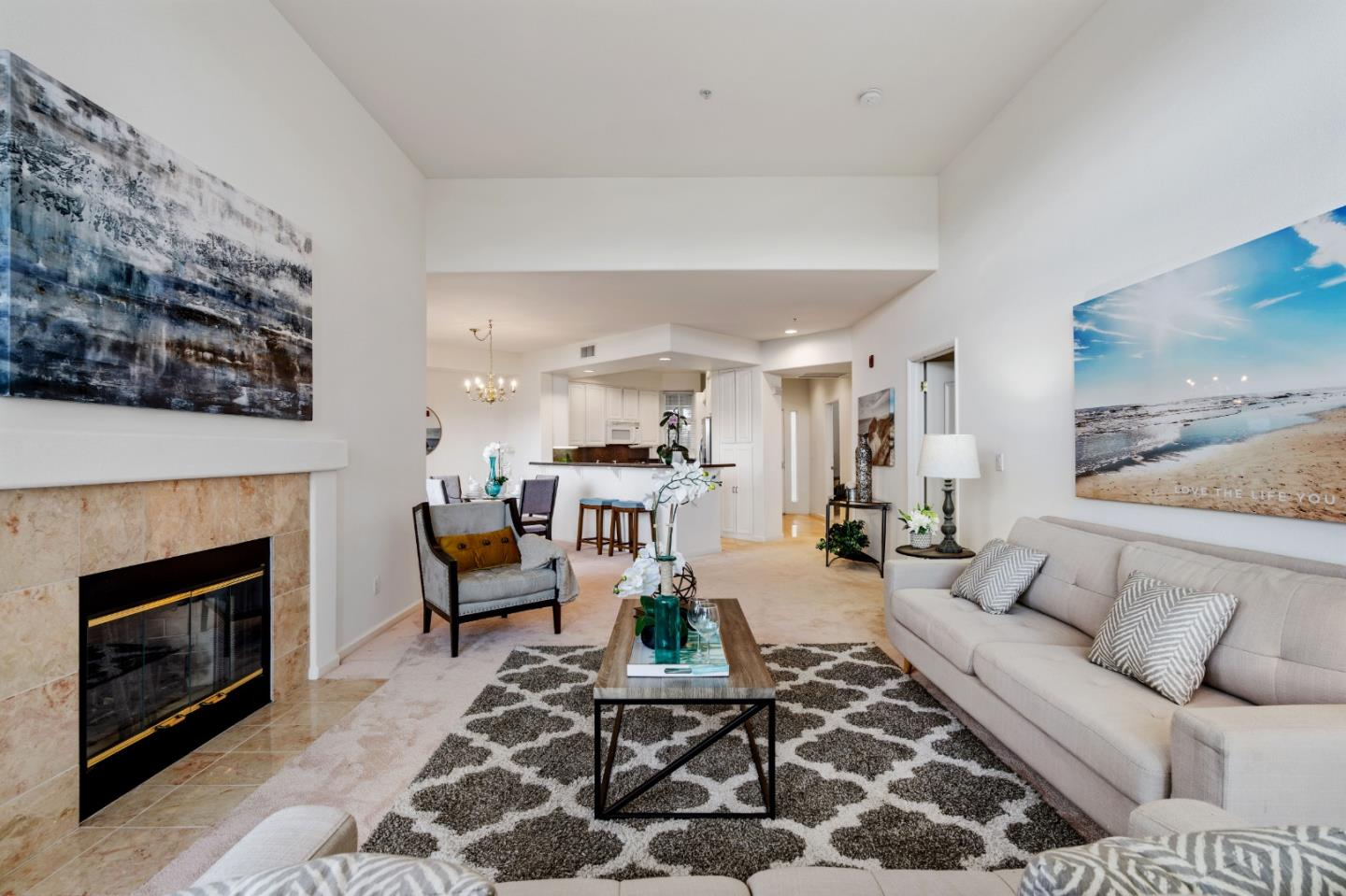 Detail Gallery Image 1 of 1 For 880 Meridian Bay Ln #307, Foster City, CA 94404 - 2 Beds | 2 Baths