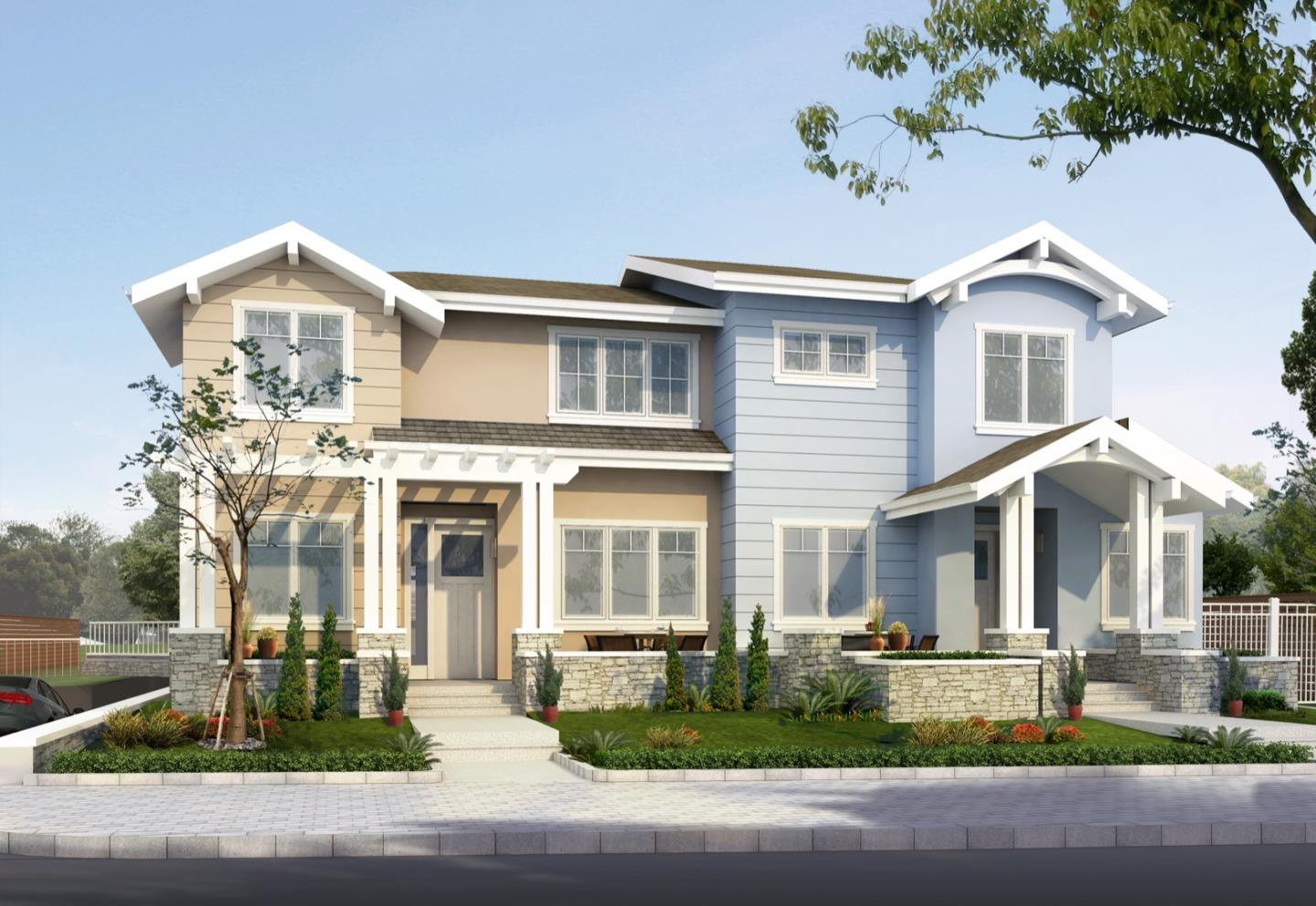 Detail Gallery Image 1 of 8 For 125 Flynn Ave, Mountain View,  CA 94043 - 3 Beds | 3/1 Baths