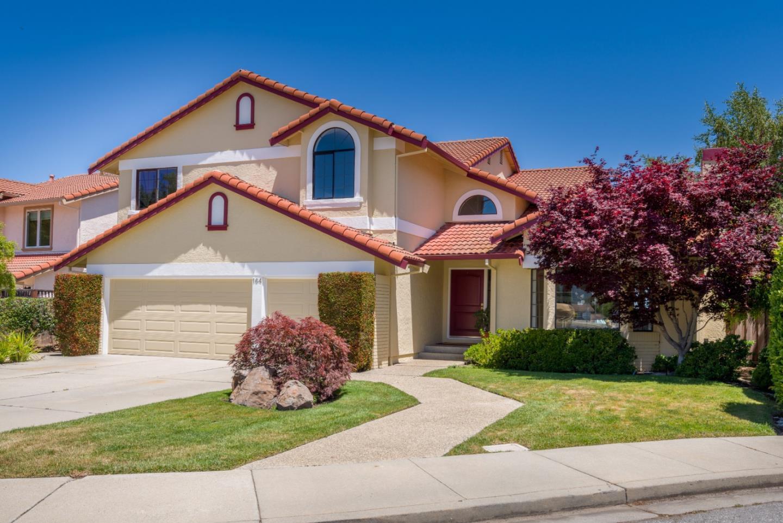 164 Mesa Verde Way San Carlos, CA 94070
