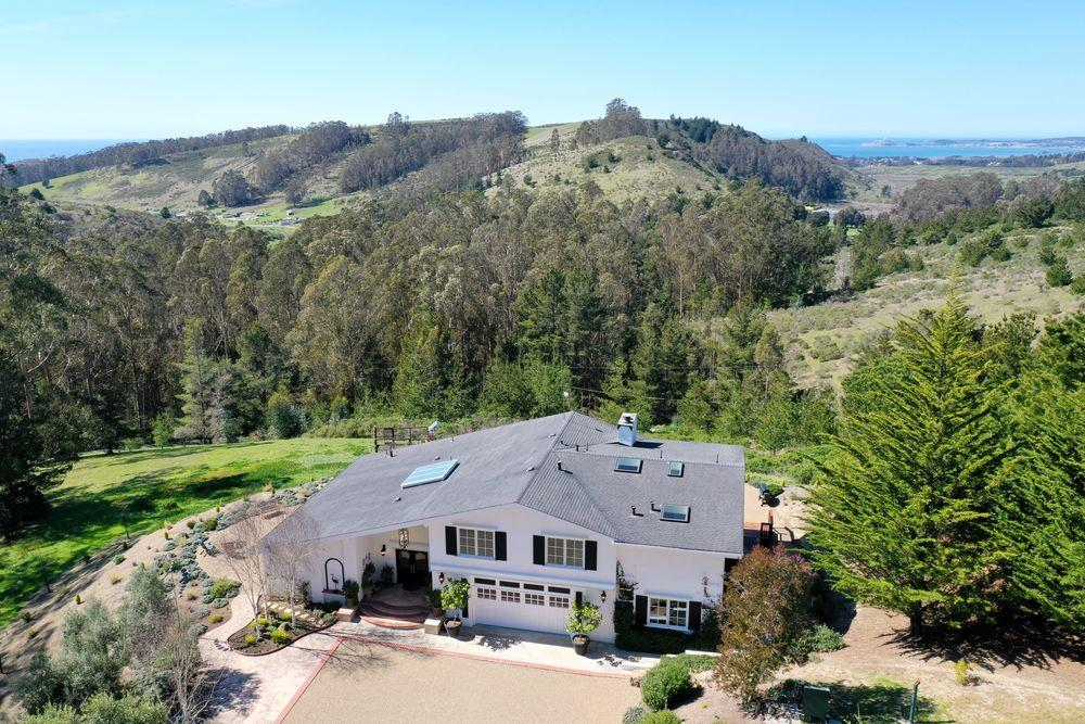 Detail Gallery Image 1 of 1 For 2165 Higgins Canyon Rd, Half Moon Bay,  CA 94019 - 6 Beds | 4/2 Baths