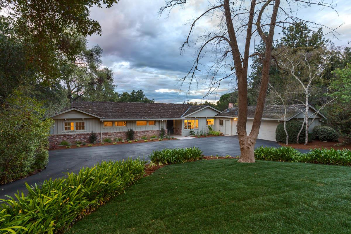 Detail Gallery Image 1 of 1 For 23709 Ravensbury Ave, Los Altos Hills,  CA 94024 - 5 Beds | 2/1 Baths