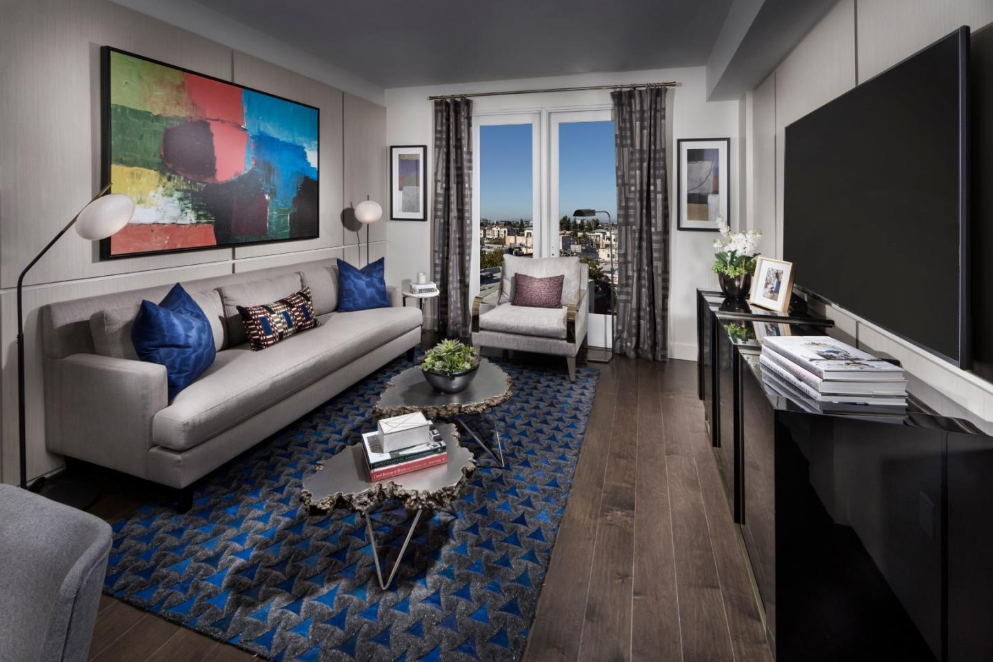 Detail Gallery Image 1 of 6 For 657 Walnut St #437, San Carlos, CA 94070 - 1 Beds   1/1 Baths