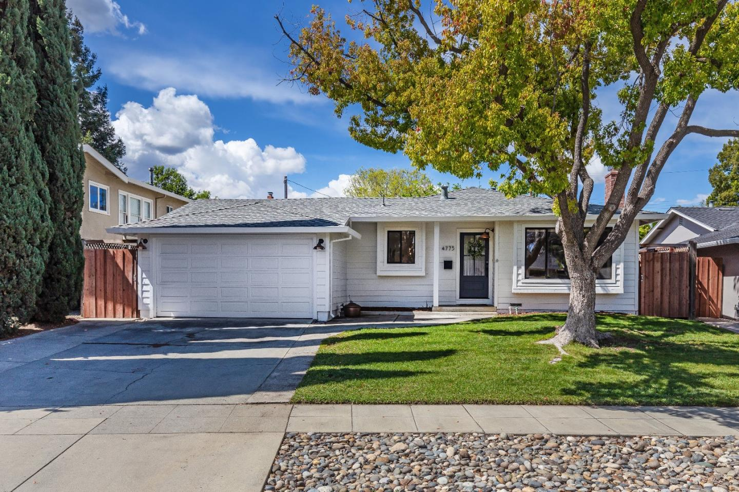 Detail Gallery Image 1 of 1 For 4775 W Hacienda Ave, Campbell,  CA 95008 - 3 Beds   2 Baths