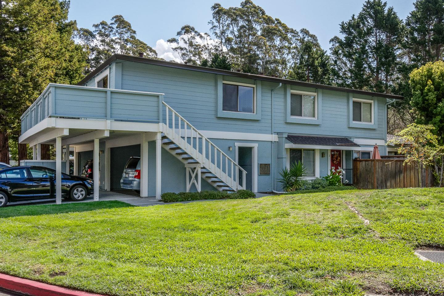 Detail Gallery Image 1 of 1 For 1116 Sills Ct #4, Capitola, CA 95010 - 3 Beds | 1/1 Baths