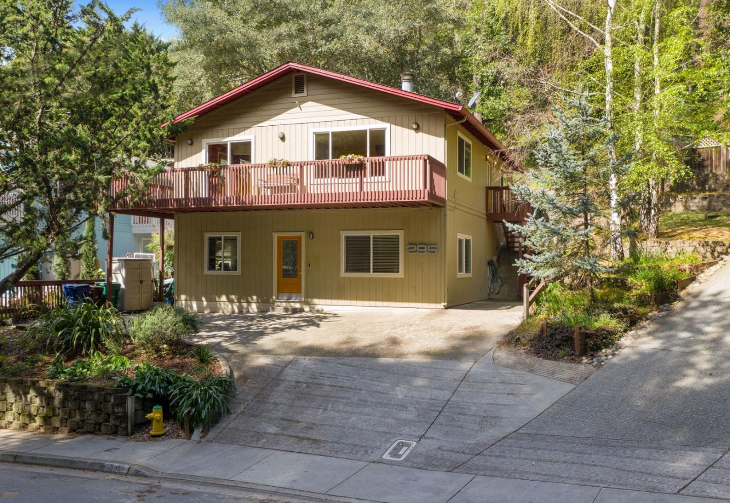Detail Gallery Image 1 of 1 For 295 Bethany Dr, Scotts Valley, CA 95066 - 4 Beds   2 Baths