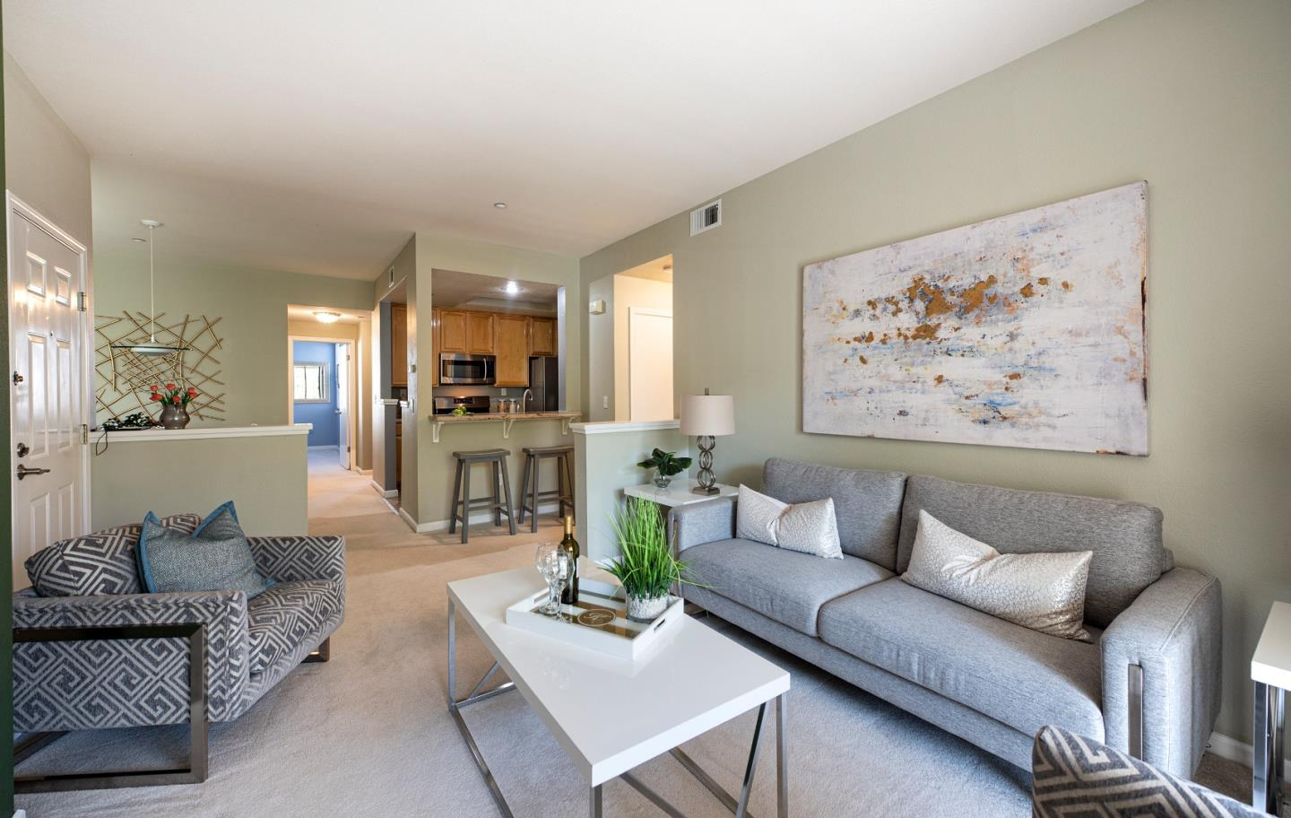 Detail Gallery Image 1 of 1 For 606 Arcadia Ter #204,  Sunnyvale,  CA 94085 - 2 Beds | 2 Baths